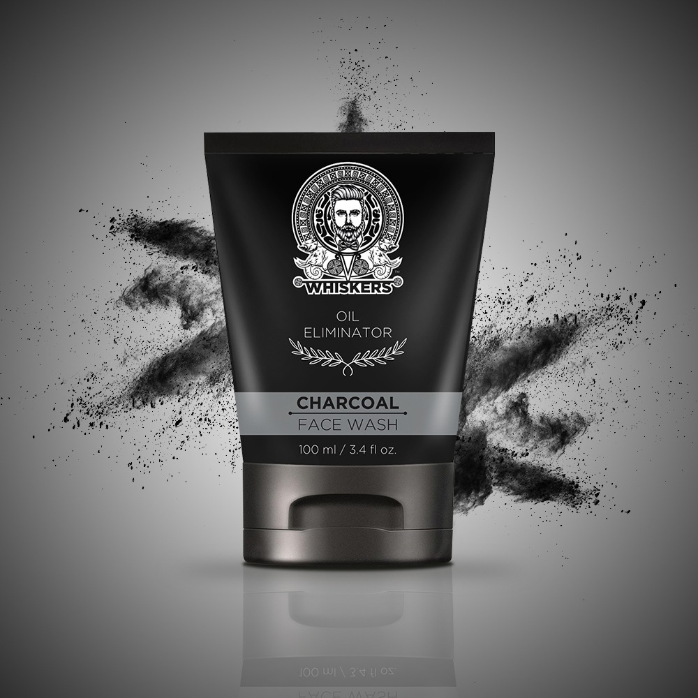 Charcoal Facewash For Men